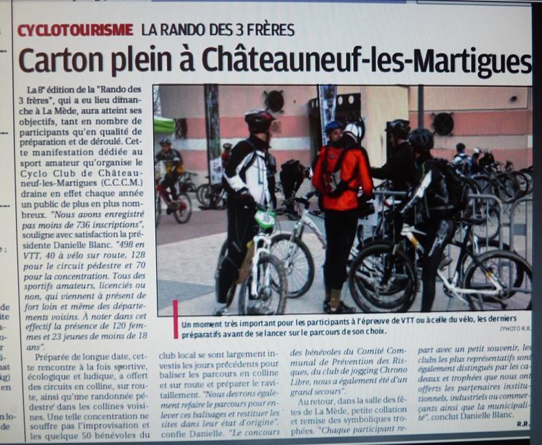 A S CASTELLAS CHATEAUNEUF LES MARTIGUES/ PHA PROVENCE  - Page 2 401173Photo014