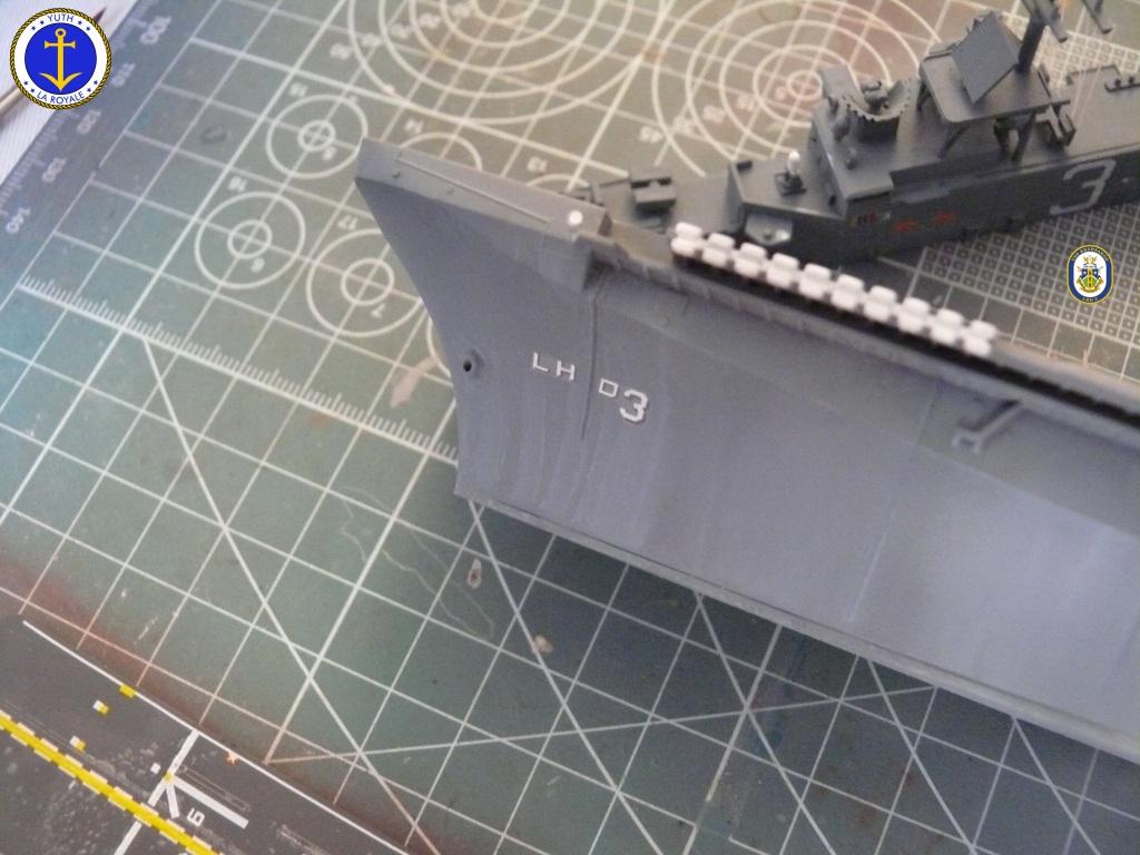 USS KEARSARGE LHD-3 1/700 REVELL 402124Kearsarge31