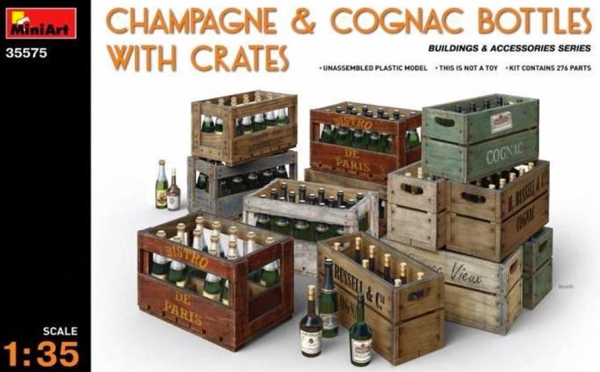 Zündapp KS750 - Sidecar - Great Wall Hobby + figurines Alpine - 1/35 - Page 4 402365champagnecognacbottleminiartRechercheGoogle