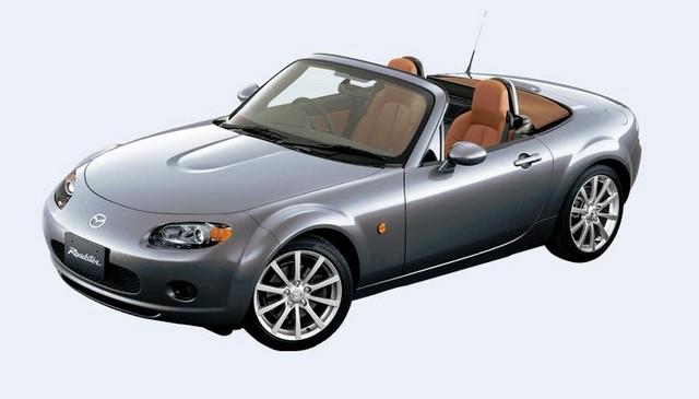 Mazda a mis en ligne un site pour le 25e anniversaire de sa MX-5 402377madza2005