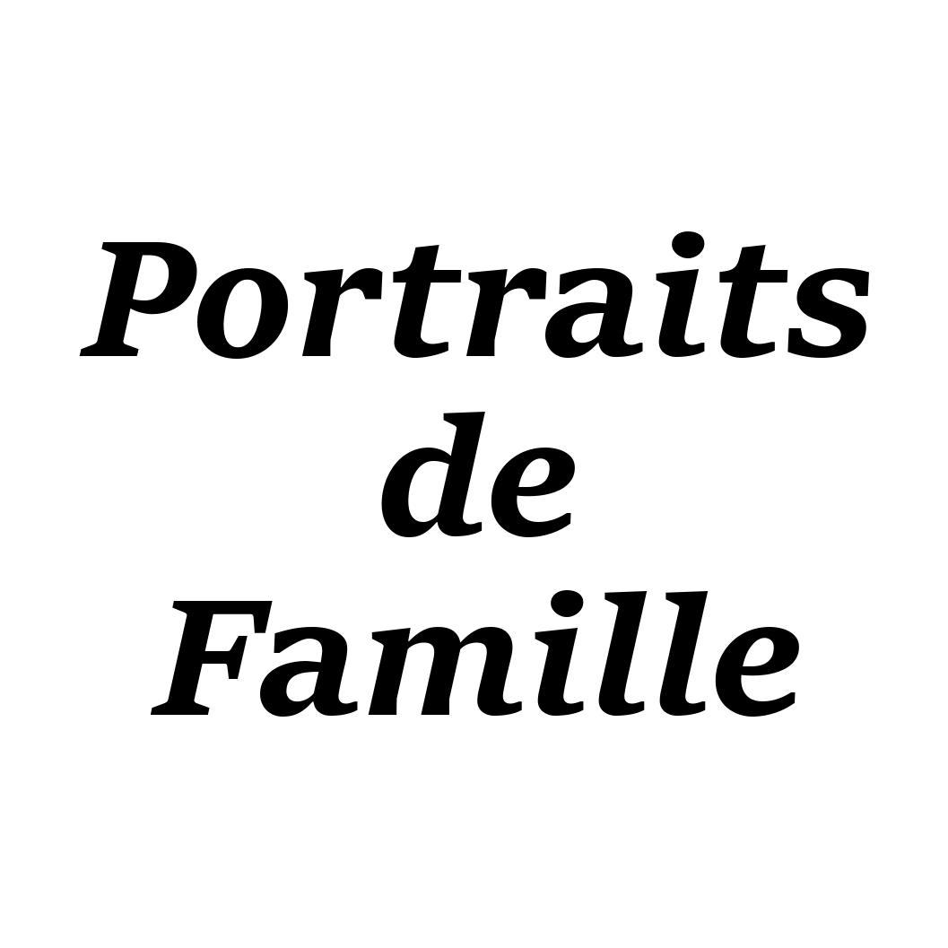 Folles créations - Page 20 403068Portraitsdefamille