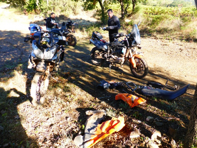 CR Hard Hérault Tour 2016 : la balade à BUBU, des pistes de mort pour la Toussaint ! 403157HHT60