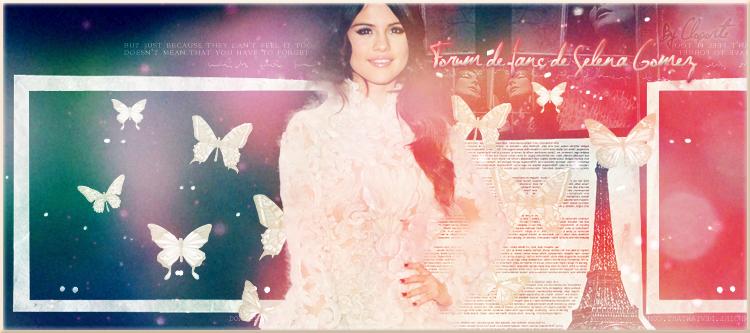 Forum Selena Gomez