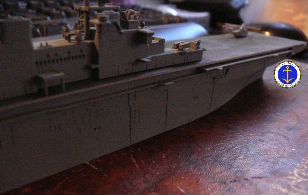 USS KEARSARGE LHD-3 1/700 REVELL 404012Kearsarge6