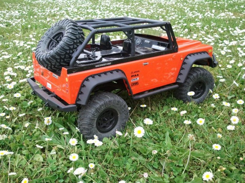 [ SCX10 Axial ] another dingo 404320WP000493
