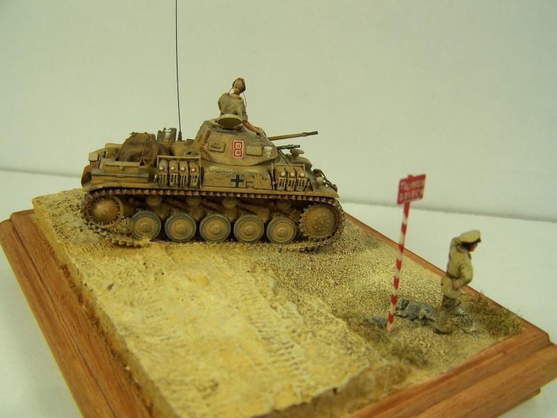 Panzer 2 aus F  Cyrénaique 1941 4046301005389