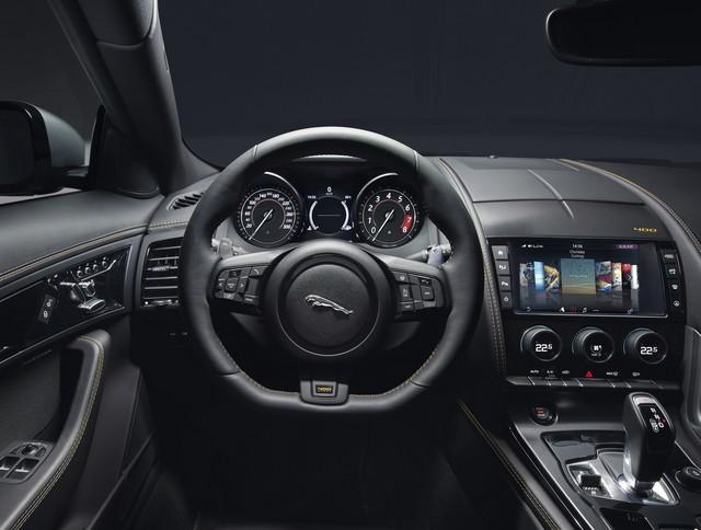 Lancement De La Nouvelle Jaguar F-TYPE Dotée De La Technologie GOPRO En Première Mondiale 405256jaguarftype18my400sstudiointerior10011702