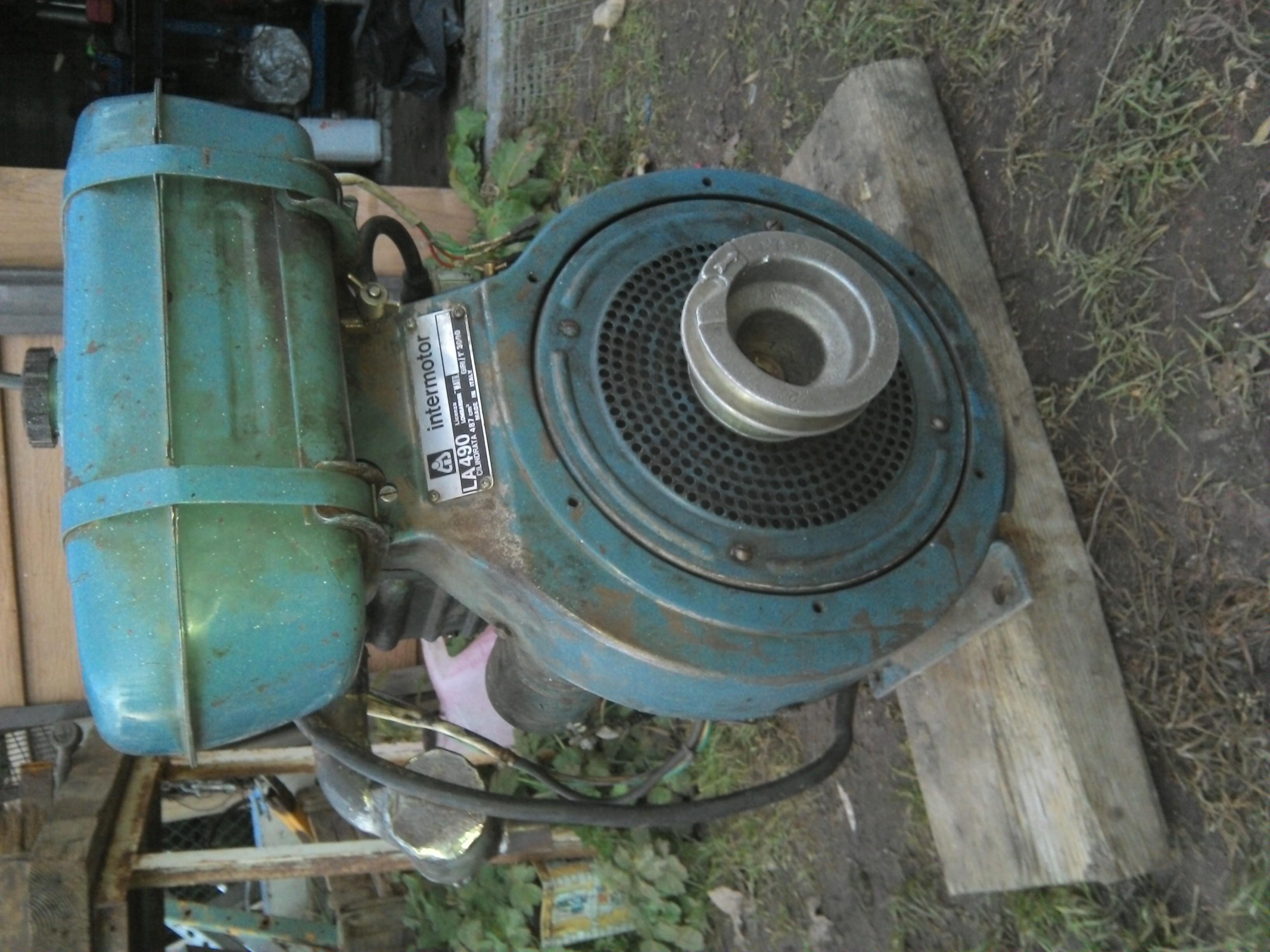 Restauration micro tracteur motostandard 1017 405260IMG20131123170038