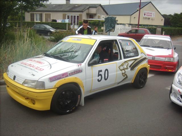 31è Rallye Tessy sur Vire Gouvets 2012 (vérifications techniques)  405777Sep01828