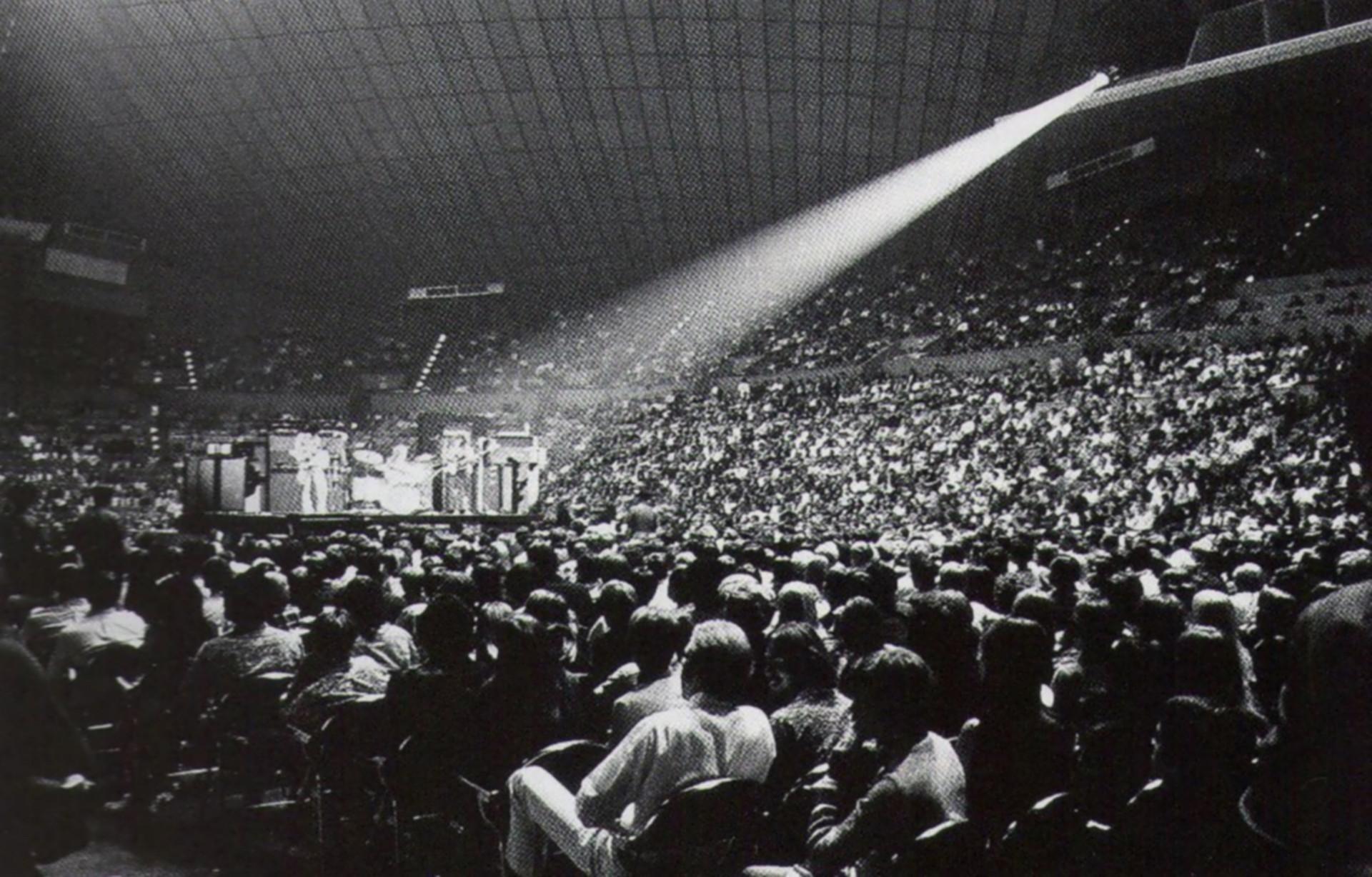 Seattle (Center Coliseum) : 6 septembre 1968  40616819680906634