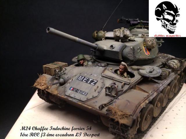 M24 Chaffee light tank, AFV Club 1/35 - Page 3 406872IMG3653