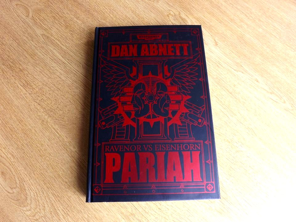 Pariah by Dan Abnett (en VO) 407569pariah