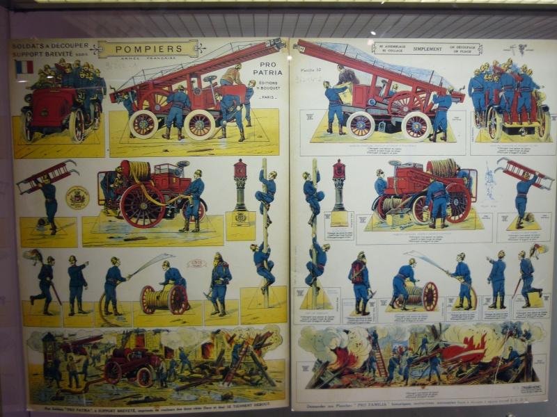Musée des pompiers de MONTVILLE (76) 407721AGLICORNEROUEN2011146