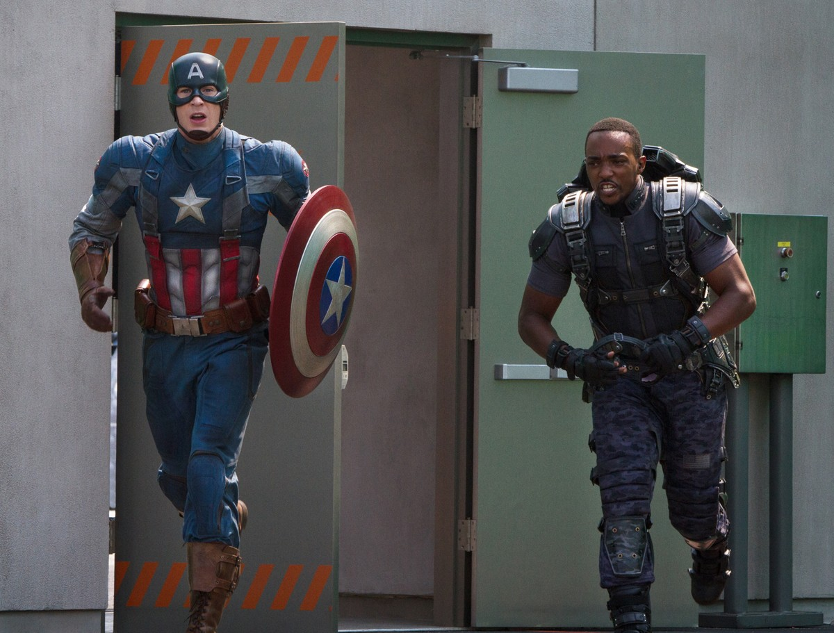 Captain America : The Winter Soldier 407984Still55