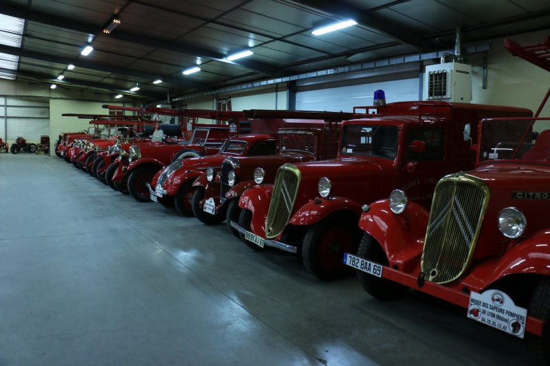 Des camions à gogo....Musée des sapeurs pompiers de Lyon 408078IMG6532