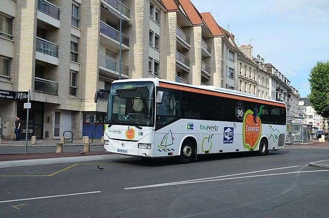 Photos des Courriers Normands et Bus Verts - Page 4 408452bv3701