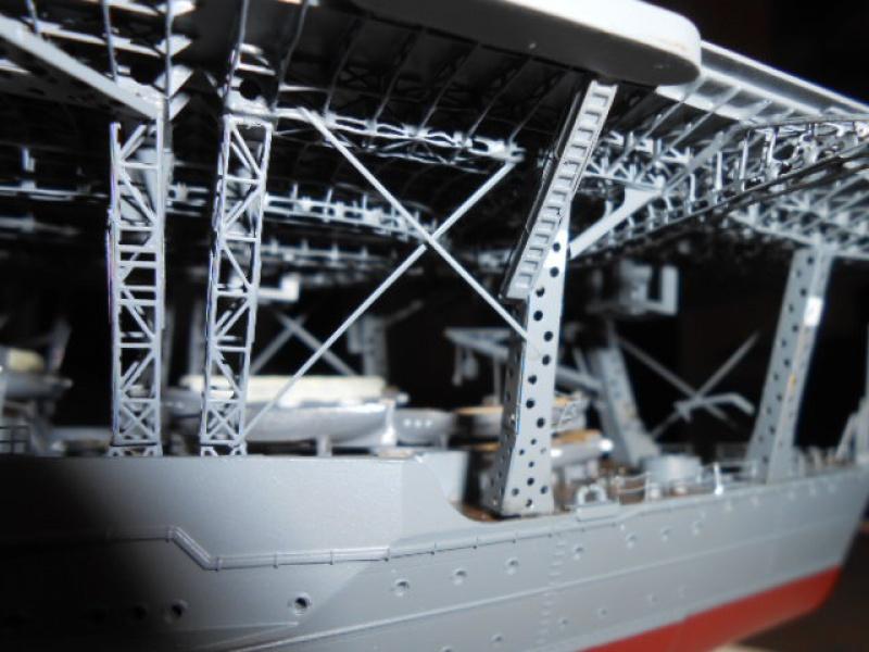 PA AKAGI 1/350 de chez Hasegawa PE + pont en bois par Lionel45 - Page 3 408564viii045
