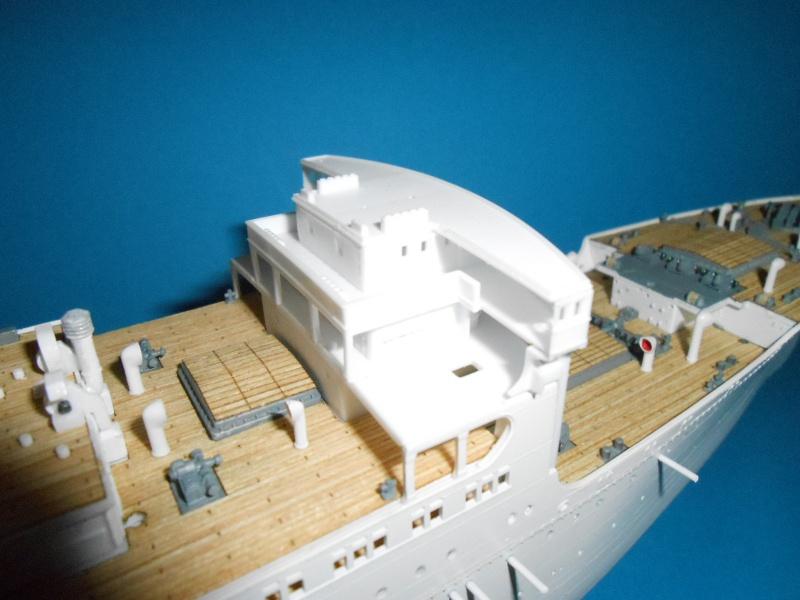 Hikawa Maru hopital 1/350 PE/pont en bois et babioles  - Page 3 409415DSCN5675