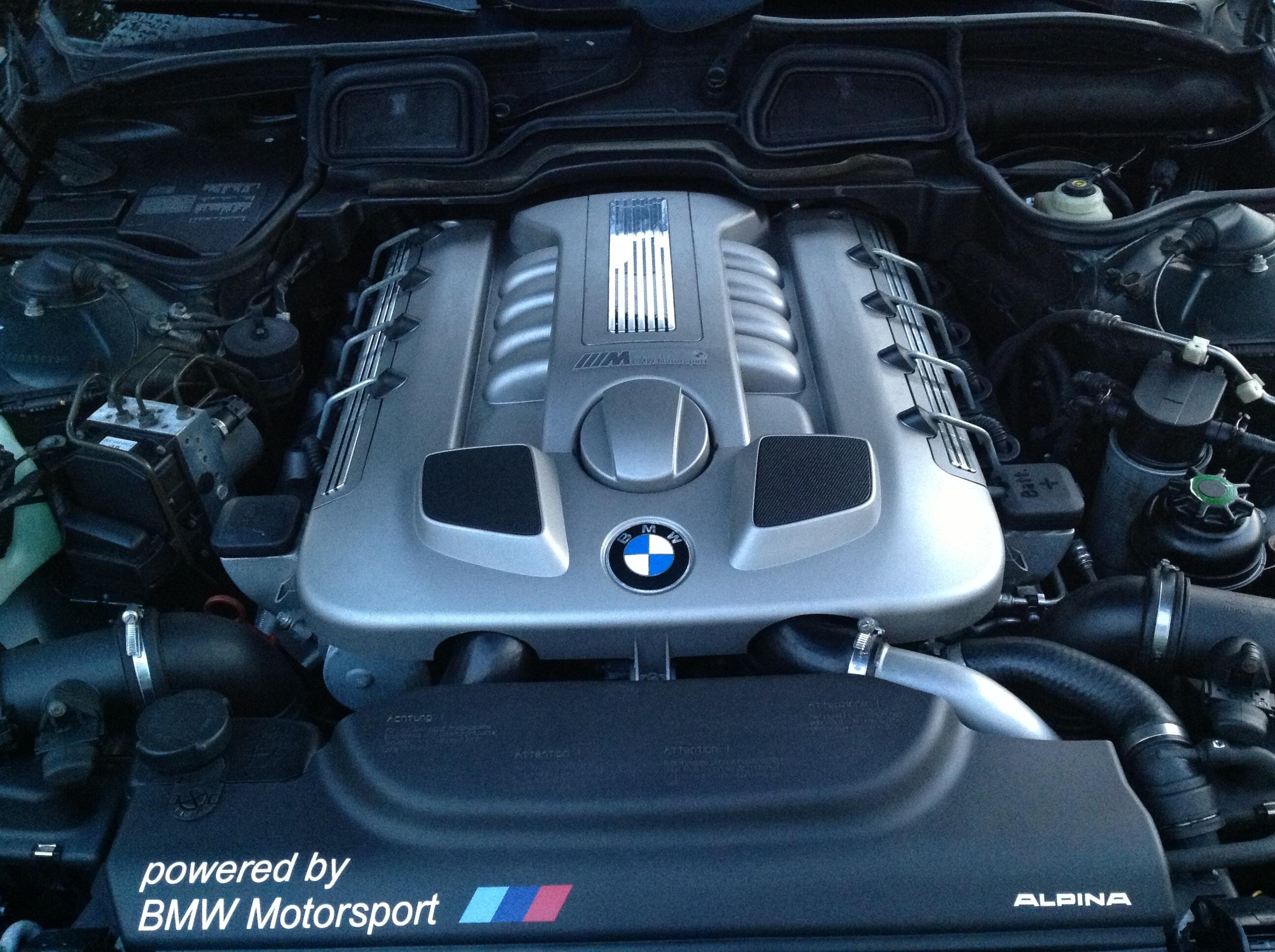 Ma BMW 740 D 409856image