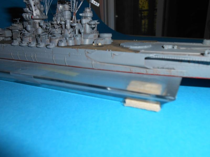 Yamato 1/700 fuji, PE,Pont en bois et babioles - Page 3 411046DSCN6129