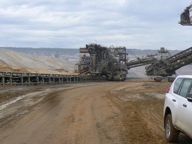 Visite privée de l'une des plus grandes mines du monde 411620P1180521