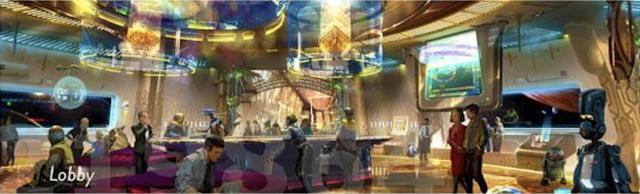 [Walt Disney World] Star Wars: Galactic Starcruiser (2021)  411935w467