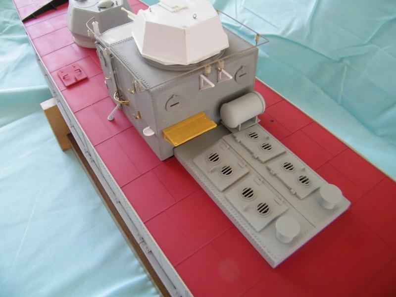 Russian gunboat Bk 1124 au 1/20e sur plan  - Page 5 4123191004620
