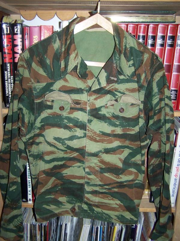 veste camouflée TTA 47/52 allégée et modifiée 4124521008400