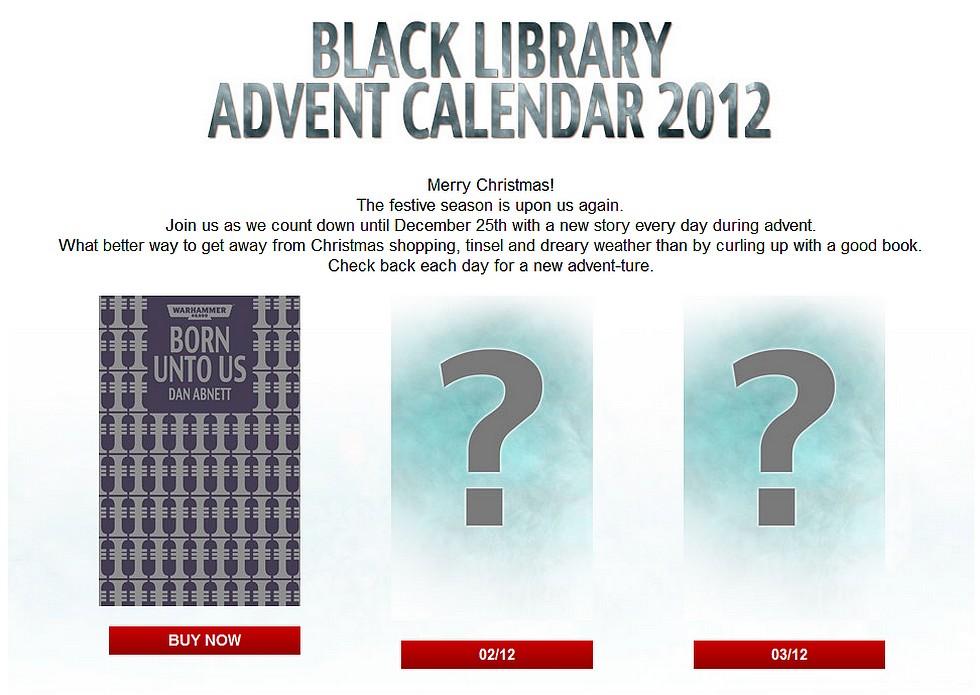 Black Library Advent Calendar 2012 412472adventcalendar2012B