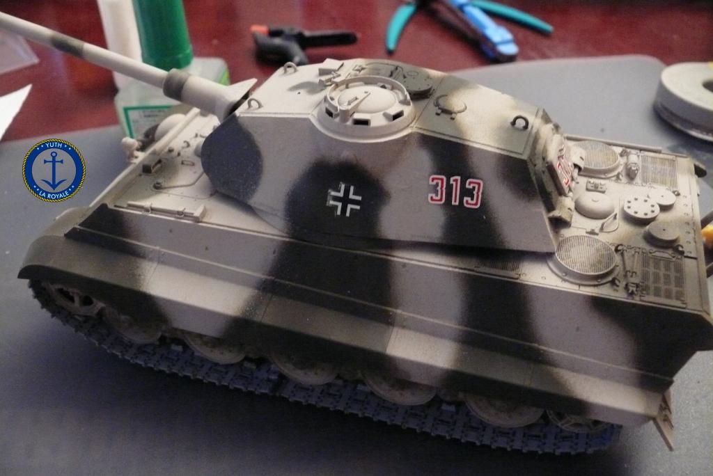 Sd.Kfz. 182 Panzer VI ausf B Tiger II Porsche Turret 413464konigstiger05