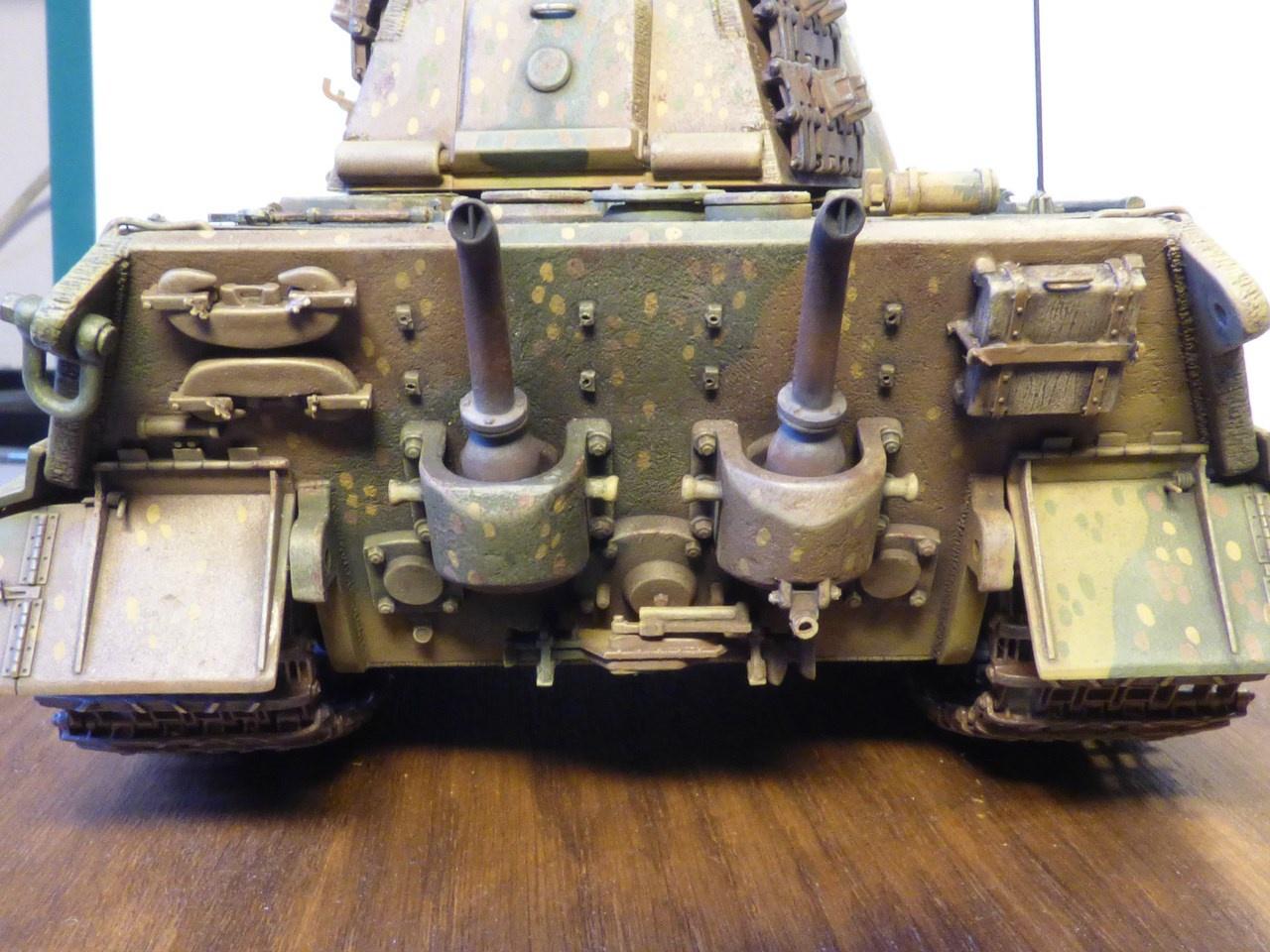 tiger - King Tiger Sd.Kfz.182 Henschel Turret Takom 1/35 413873P1060456Copier