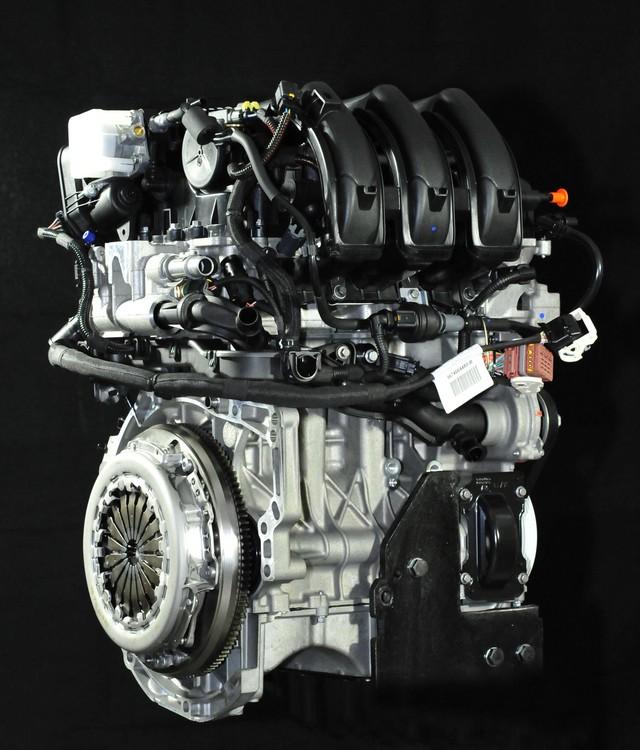 Citroën : L'e-THP130 nouveau moteur essence de la famille PureTech 414356P11144036