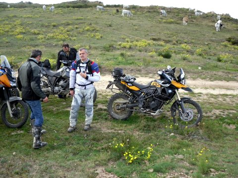 Gros trail et ++ en balade  à Axat , samedi 4 Octobre - Page 2 415452SDC19163