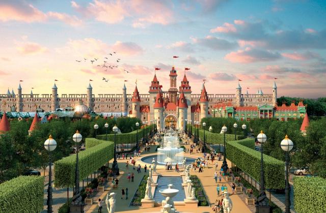 [Russie] Parcs d'attractions DreamWorks à Yekaterinburg (2015), St. Petersbourg (2016) et Moscou (2017) 415500mos2