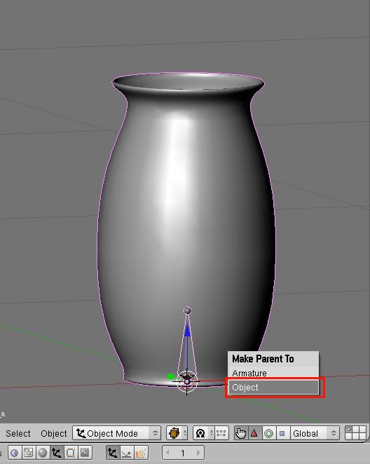 [Apprenti] [Blender 2.4 à 2.49] Créer et intégrer son premier mesh de A à Z / 8-Remplacement du mesh d'origine dans Blender 4159835223