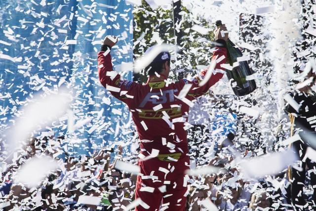 Le pilote Audi Lucas di Grassi est champion de Formule E 416182A179381medium