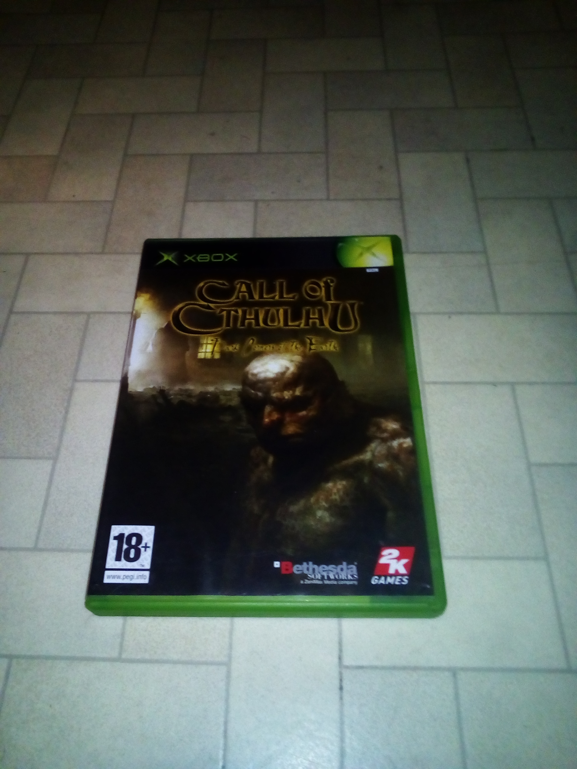 [VDS] Call of Cthulhu ( complet ) TBE XBOX 416915IMG20171207173425