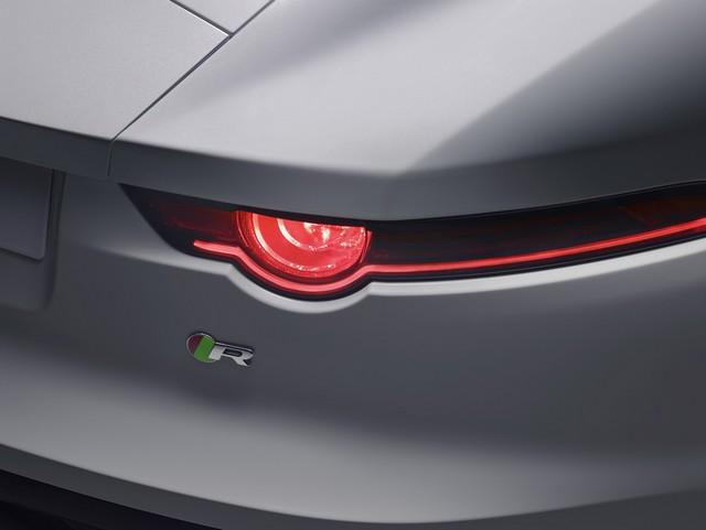 Lancement De La Nouvelle Jaguar F-TYPE Dotée De La Technologie GOPRO En Première Mondiale 416939jaguarftype18myrcoupestudioexteriordetail10011701
