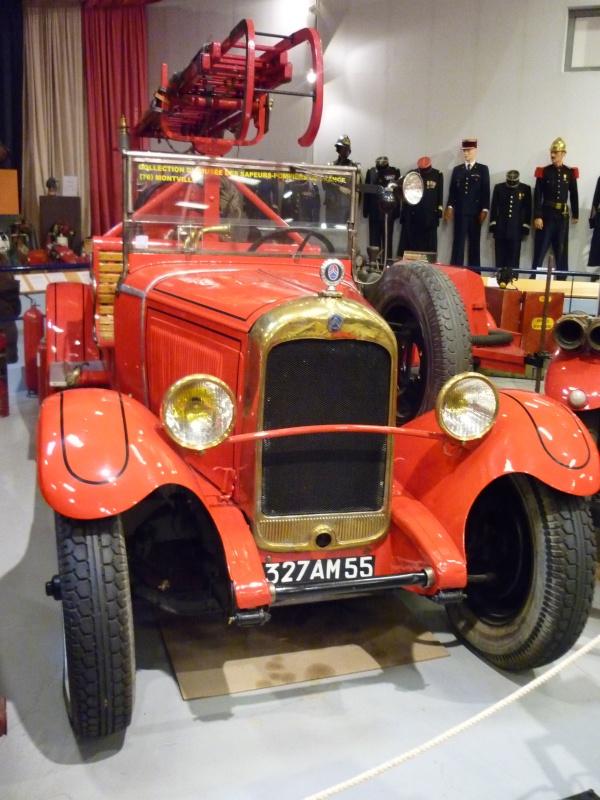 Le musée des Sapeurs Pompiers de Montville 417521AGLICORNEROUEN2011056