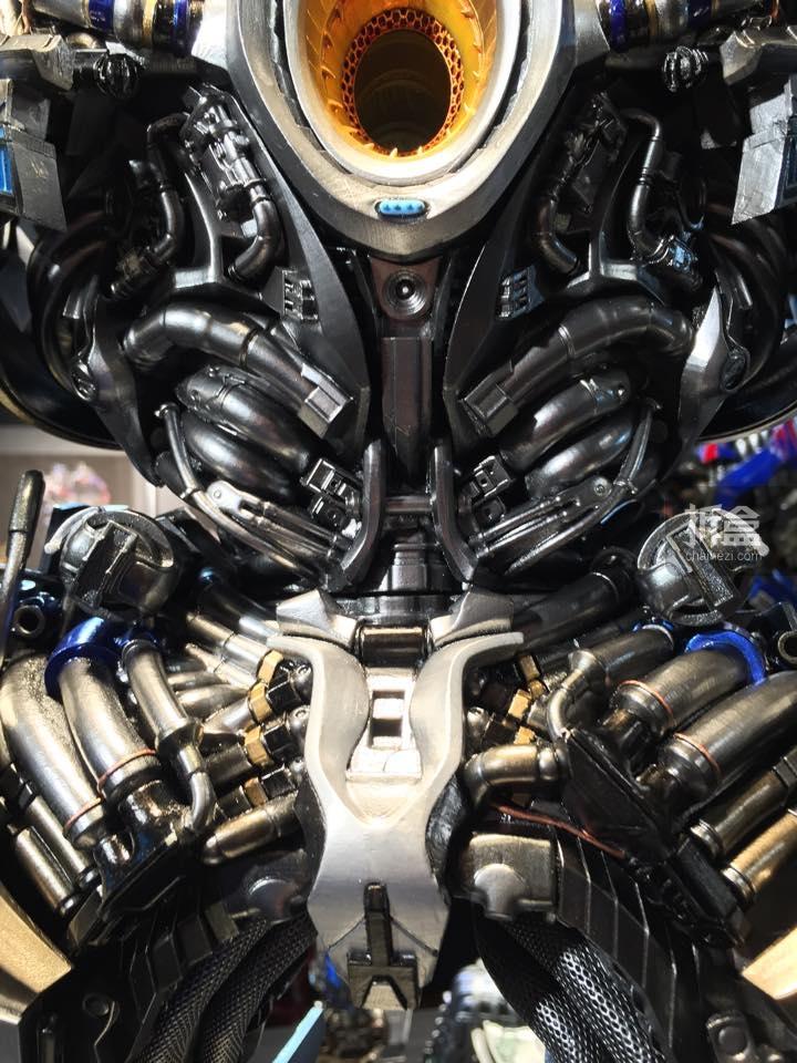 Statues des Films Transformers (articulé, non transformable) ― Par Prime1Studio, M3 Studio, Concept Zone, Super Fans Group, Soap Studio, Soldier Story Toys, etc - Page 3 417871P1STF4galvatronpreview0051429109252