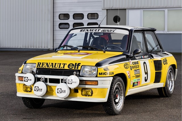 Rallye Monte-Carlo historique 2016 : Renault engage quatre équipages 4184687492116