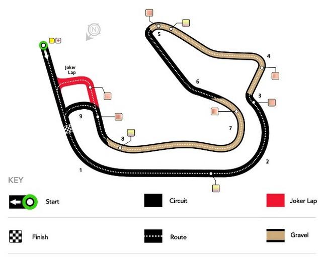 Rallycross - Les PEUGEOT 208 WRX dans l'arène de Barcelone. Olé !! 418785circuitbarceloneespagne