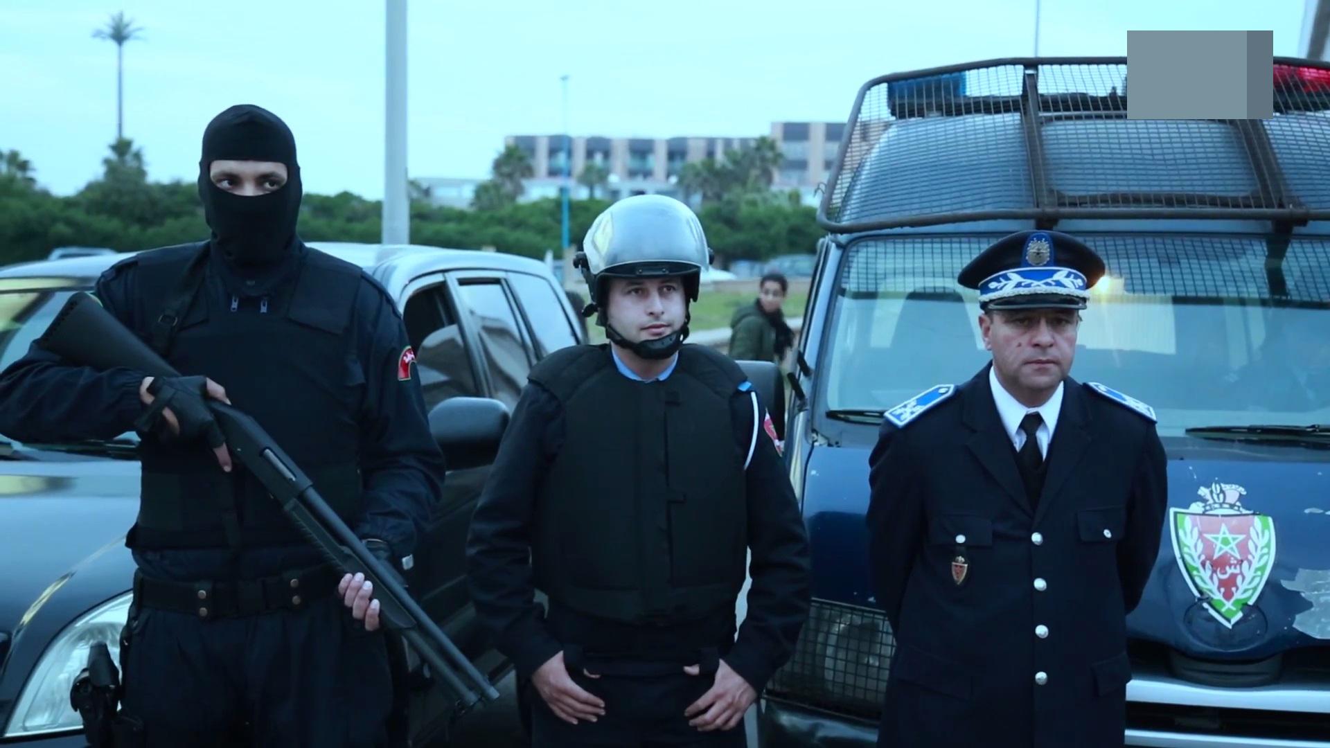 Moroccan Special Forces/Forces spéciales marocaines  :Videos et Photos : BCIJ, Gendarmerie Royale ,  - Page 9 4190787235