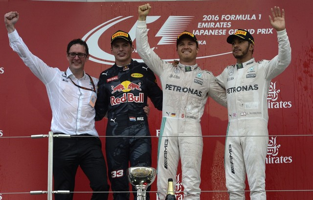 F1 GP du Japon 2016 : Victoire Nico Rosberg, Mercedes champion du monde 421299198medium