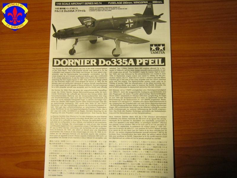 Dornier 335A PFEIL de Tamiya au 1/48e 421398IMG0605L
