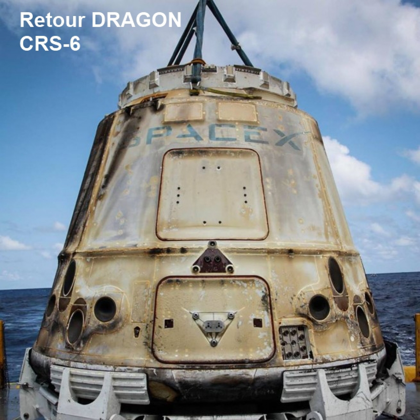 Falcon-9 (CRS-13) - 15.12.2017 - Page 4 421416CRS6DRAGON