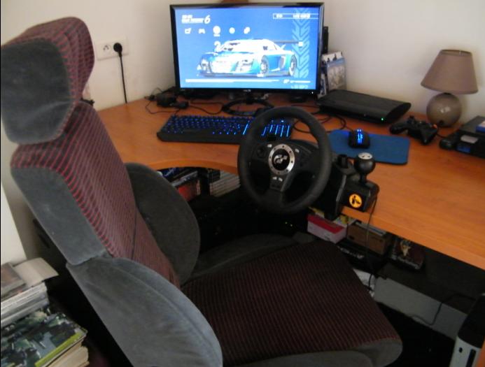 R11 Turbo - real driving simulator 421549rr11