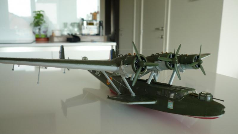 Hydravion Dornier DO 24T Italeri 1/72 421721P1010466