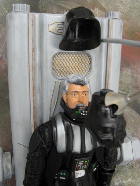 Anakin Skywalker version Hayden Christensen 421813IMG4445