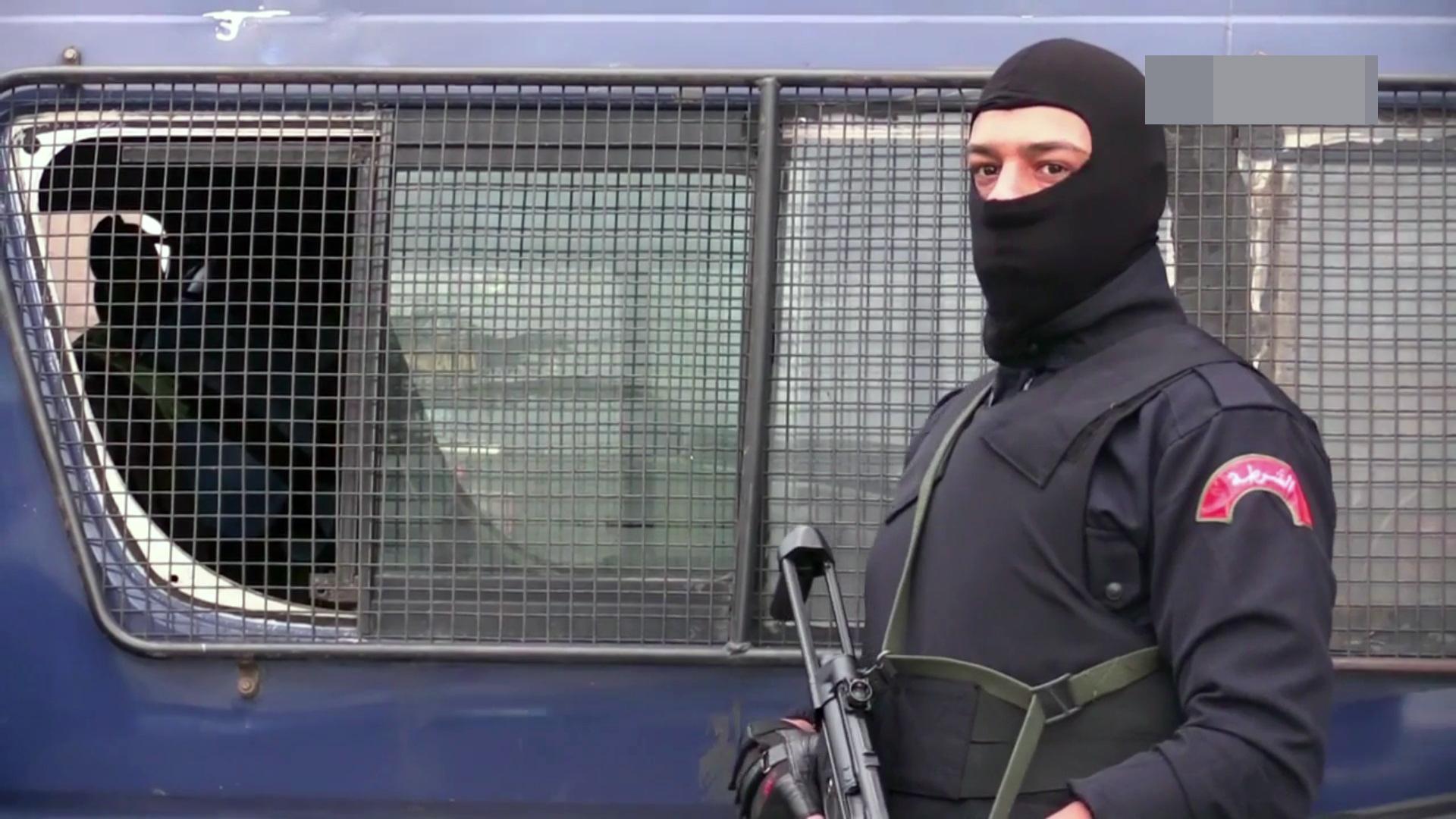 Moroccan Special Forces/Forces spéciales marocaines  :Videos et Photos : BCIJ, Gendarmerie Royale ,  - Page 9 4239718726
